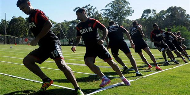Yo-Yo test de River Plate